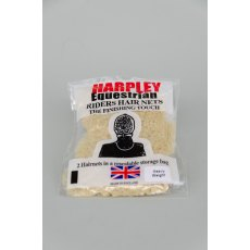 Pack of 2 Hair Nets - Blonde