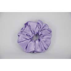 (13) Lilac Single Colour Scrunchie