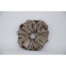 (26) Mink Single Colour Scrunchie