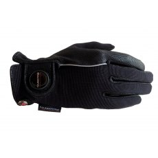 Forever Professional Black Riding Glove