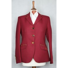 Equi-Jewel 'BAILEY' Child/Maids Competition Jacket