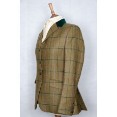 Equi-Jewel 'OLIVIA'  Maids Longer Line Tweed Jacket