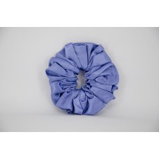 (48) Hyacinth Single Colour Scrunchie