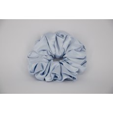 (04) Baby Blue Single Colour Scrunchie
