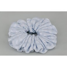 EJS-44 Baby Blue Wave Scrunchie