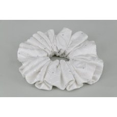 EJS-46 Kiev White Scrunchie