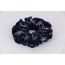 Christmas Snowflake Scrunchie