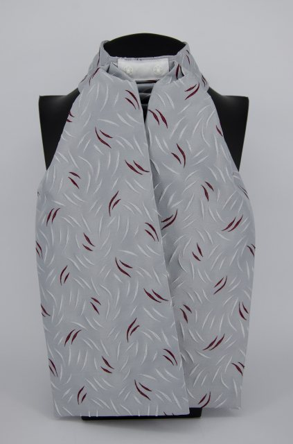 Equi-Jewel by Emily Galtry EJS-21 Grey & Burgundy Base Stock