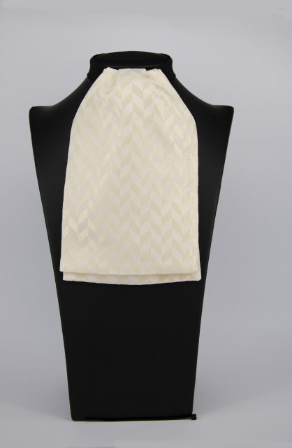 Equi-Jewel by Emily Galtry EJS-33 Cream Chevron Self Colour Middle