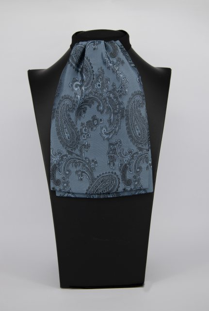 Equi-Jewel by Emily Galtry (45) Aqua Paisley Contrast Colour Middle