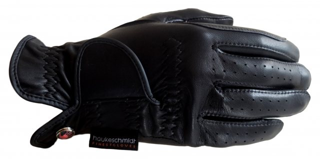 Hauke Schmidt Galaxy Leather Riding Glove