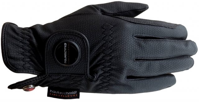 Hauke Schmidt A Touch of Class Synthetic Leather Riding Glove