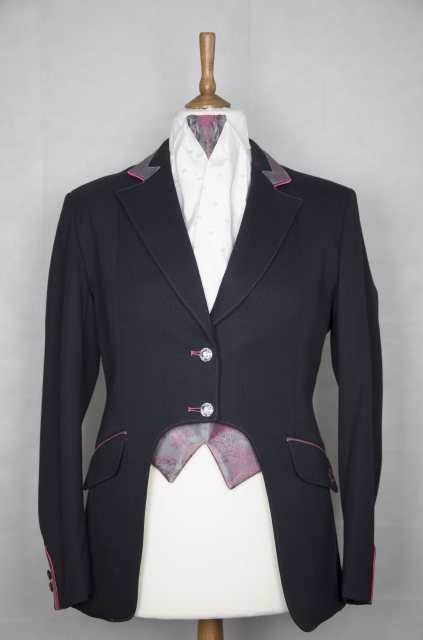 Equi-Jewel by Emily Galtry Equi-Jewel 'JESSICA' Ladies Cut-Away Competition Jacket