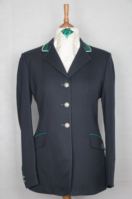 Equi-Jewel Equi-Jewel 'RACHEL' Ladies Longer Line Competition Jacket