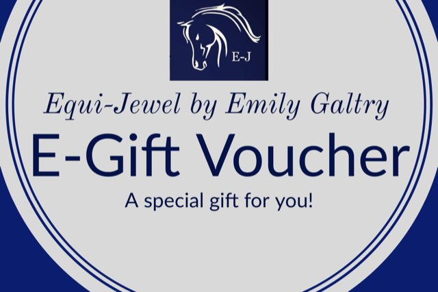 Equi-Jewel by Emily Galtry - Gift Voucher